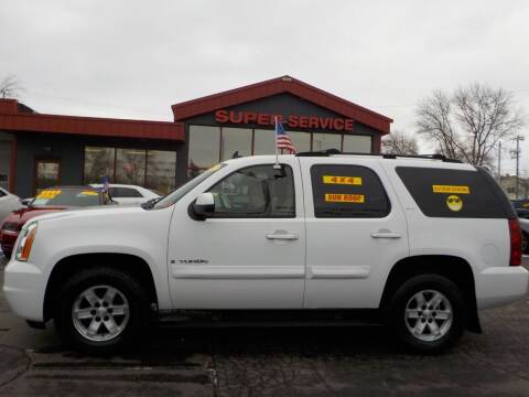 2007 GMC Yukon for sale at Super Service Used Cars in Milwaukee WI