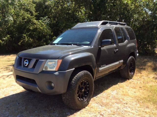 2006 Nissan Xterra for sale at Allen Motor Co in Dallas TX