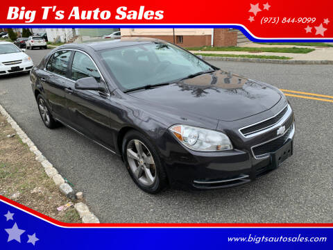 2011 Chevrolet Malibu for sale at Big T's Auto Sales in Belleville NJ