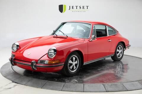 1969 Porsche 911 for sale at Jetset Automotive in Cedar Rapids IA