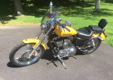 2007 Harley Davidson 50th Anniversary 1200 Sportste