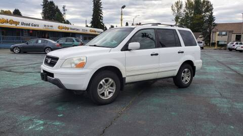 2005 Honda Pilot for sale at Good Guys Used Cars Llc in East Olympia WA