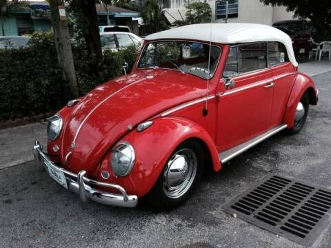 1960 Volkswagen Beetle for sale at Haggle Me Classics in Hobart IN