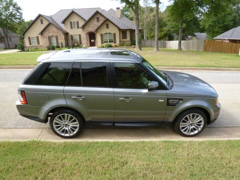 2012 Land Rover Range Rover Sport for sale at Preferred Auto Sales in Tyler TX