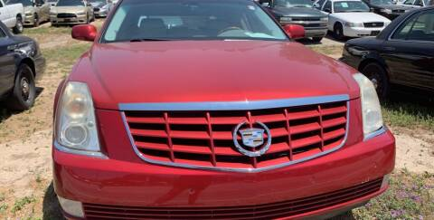 2006 Cadillac DTS for sale at Augusta Motors in Augusta GA