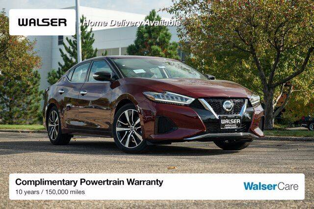 2021 Nissan Maxima for sale in Wayzata, MN