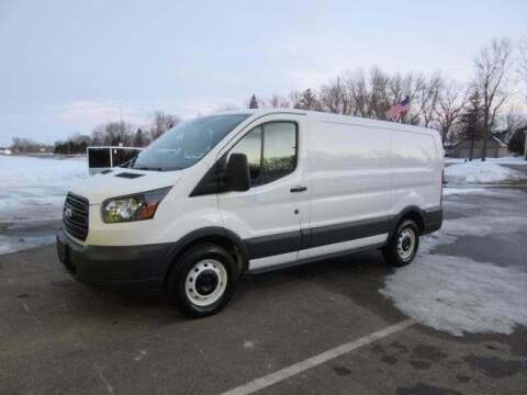 2015 Ford Transit Cargo for sale at Stoufers Auto Sales, Inc in Madison Lake MN