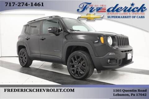 2017 Jeep Renegade for sale at Lancaster Pre-Owned in Lancaster PA