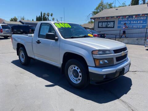 2012 Chevrolet Colorado for sale at Blue Diamond Auto Sales in Ceres CA