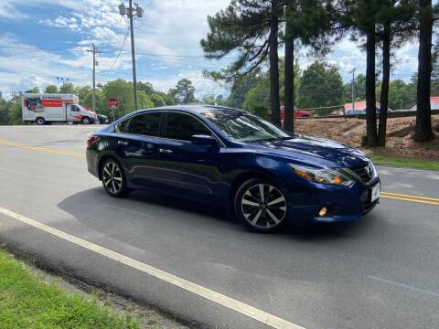 2017 Nissan Altima for sale at THE AUTO FINDERS in Durham NC