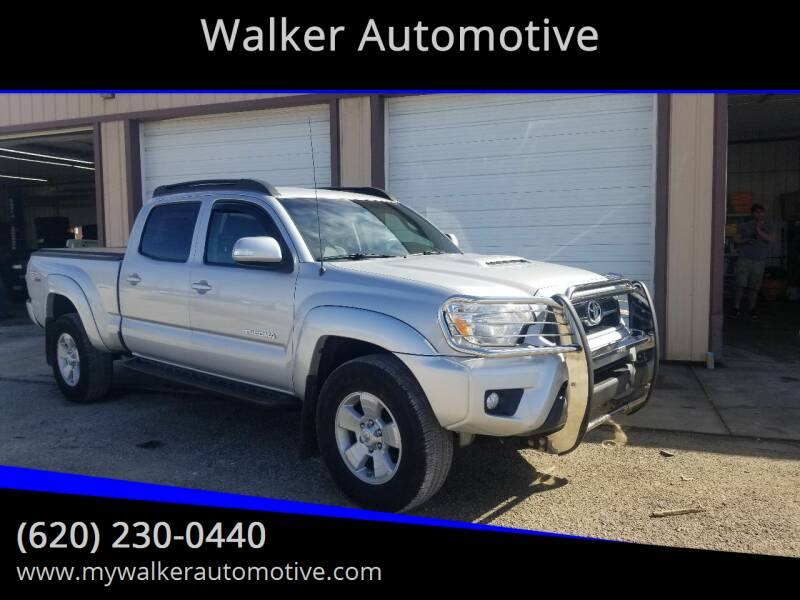 2012 Toyota Tacoma for sale at Walker Automotive in Frontenac KS