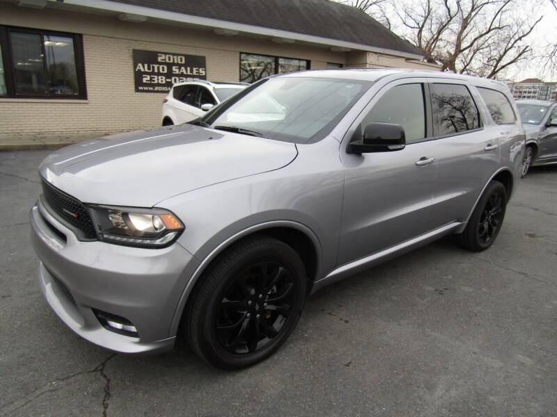 2019 Dodge Durango for sale at 2010 Auto Sales in Troy NY