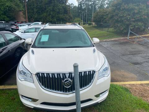 2013 Buick Enclave for sale at J Franklin Auto Sales in Macon GA