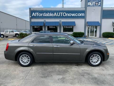 2010 Chrysler 300 for sale at Affordable Autos in Houma LA