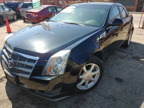 2009 Cadillac CTS for sale at JIREH AUTO SALES in Chicago IL