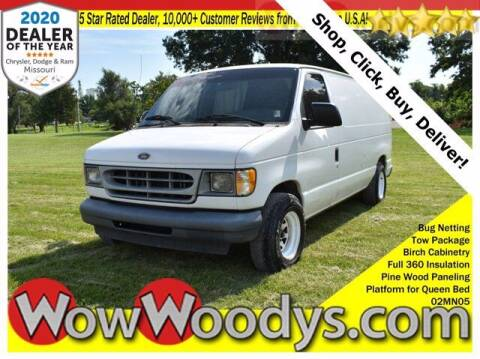 2002 Ford E-Series Cargo for sale at WOODY'S AUTOMOTIVE GROUP in Chillicothe MO