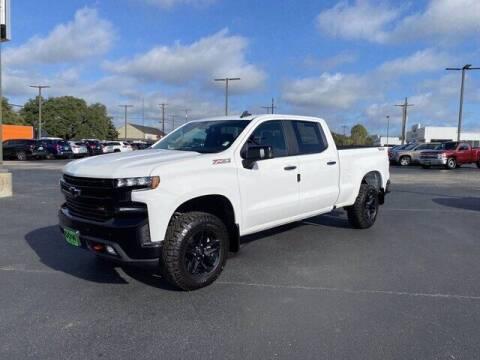 2021 Chevrolet Silverado 1500 for sale at DOW AUTOPLEX in Mineola TX