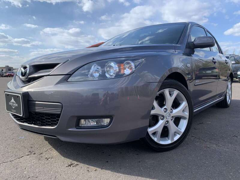 2009 Mazda MAZDA3 for sale at LUXURY IMPORTS in Hermantown MN