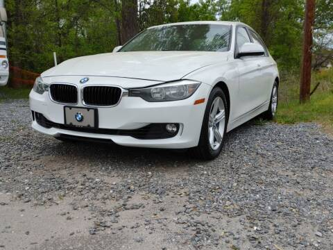 2013 BMW 3 Series for sale at Snap Auto in Morganton NC