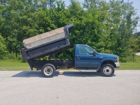1999 Ford F-450 Super Duty for sale at U-Win Used Cars in New Oxford PA