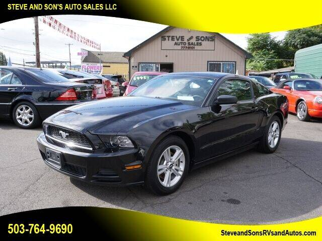 2014 Ford Mustang for sale at Steve & Sons Auto Sales in Happy Valley OR