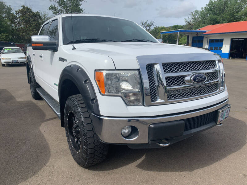 2012 Ford F-150 for sale at City Center Cars and Trucks in Roseburg OR