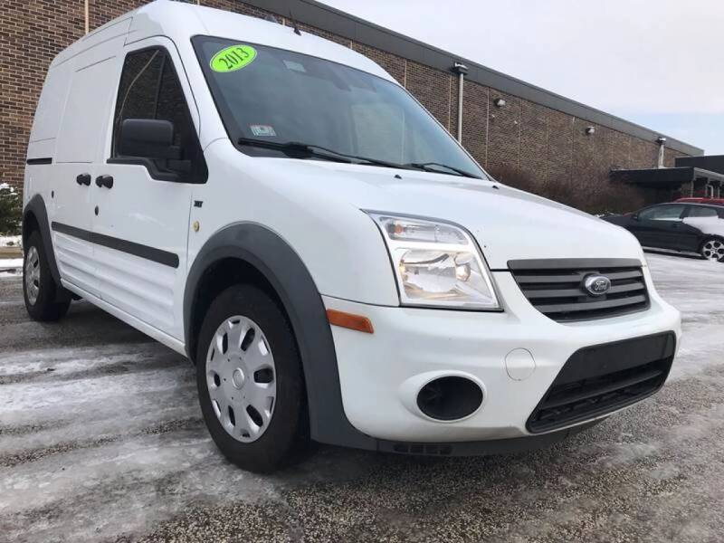 2013 Ford Transit Connect for sale at Classic Motor Group in Cleveland OH