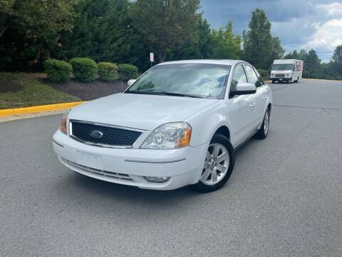 2006 Ford Five Hundred for sale at Aren Auto Group in Sterling VA