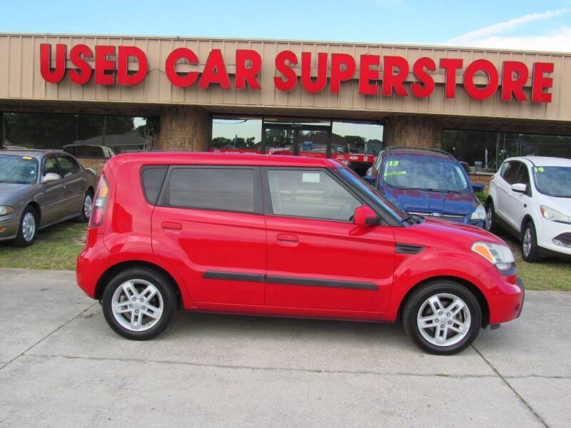 2010 Kia Soul for sale at Checkered Flag Auto Sales NORTH in Lakeland FL