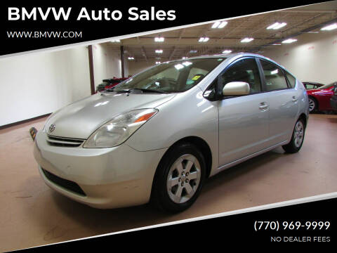 2005 Toyota Prius for sale at BMVW Auto Sales - Hybrids in Union City GA