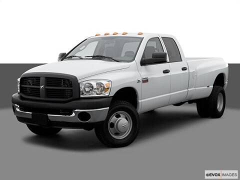 2007 Dodge Ram Pickup 3500 for sale at West Motor Company in Preston ID
