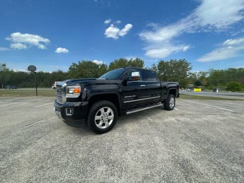 2018 GMC Sierra 2500HD for sale at Priority One Auto Sales in Stokesdale NC
