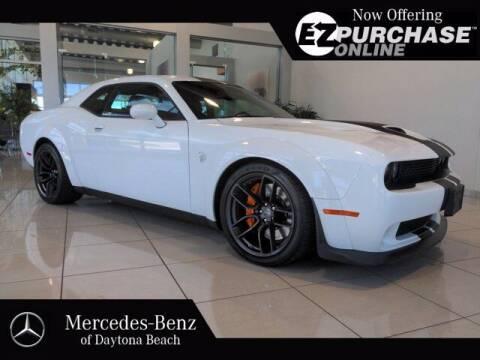 2018 Dodge Challenger for sale at Mercedes-Benz of Daytona Beach in Daytona Beach FL