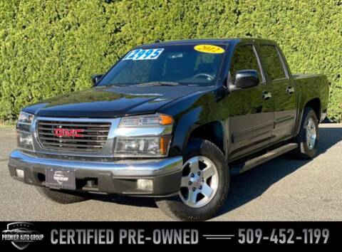 2012 GMC Canyon for sale at Premier Auto Group in Union Gap WA