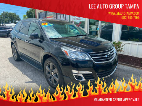 2017 Chevrolet Traverse for sale at Lee Auto Group Tampa in Tampa FL