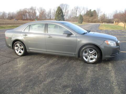 2008 Chevrolet Malibu for sale at Crossroads Used Cars Inc. in Tremont IL