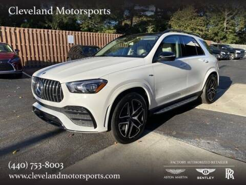 2021 Mercedes-Benz GLE for sale at Drive Options in North Olmsted OH