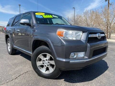 2012 Toyota 4Runner for sale at UNITED Automotive in Denver CO