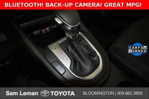 2020 Kia Forte for sale at Sam Leman Mazda in Bloomington IL