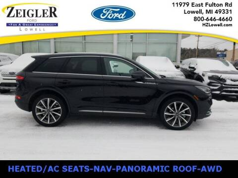 2020 Lincoln Corsair for sale at Zeigler Ford of Plainwell- Jeff Bishop in Plainwell MI