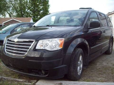 2010 Chrysler Town and Country for sale at Frank Coffey in Milford NH