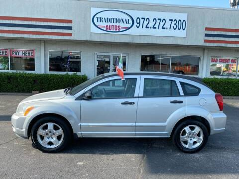 2007 Dodge Caliber for sale at Traditional Autos in Dallas TX