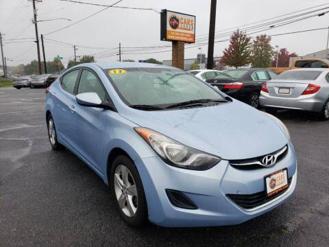2013 Hyundai Elantra for sale at Cars 4 Grab in Winchester VA