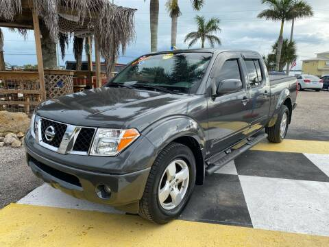 2007 Nissan Frontier for sale at D&S Auto Sales, Inc in Melbourne FL