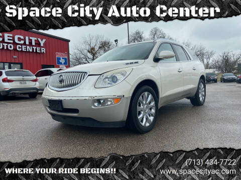 2011 Buick Enclave for sale at Space City Auto Center in Houston TX