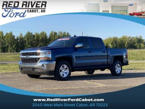 2018 Chevrolet Silverado 1500 for sale at RED RIVER DODGE - Red River of Cabot in Cabot, AR