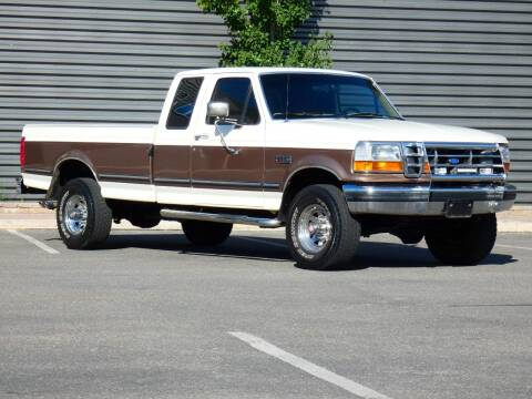1993 Ford F-250 for sale at Sun Valley Auto Sales in Hailey ID