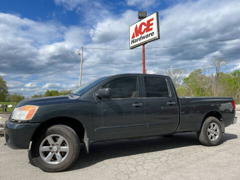 2008 Nissan Titan for sale at ACE HARDWARE OF ELLSWORTH dba ACE EQUIPMENT in Canfield OH