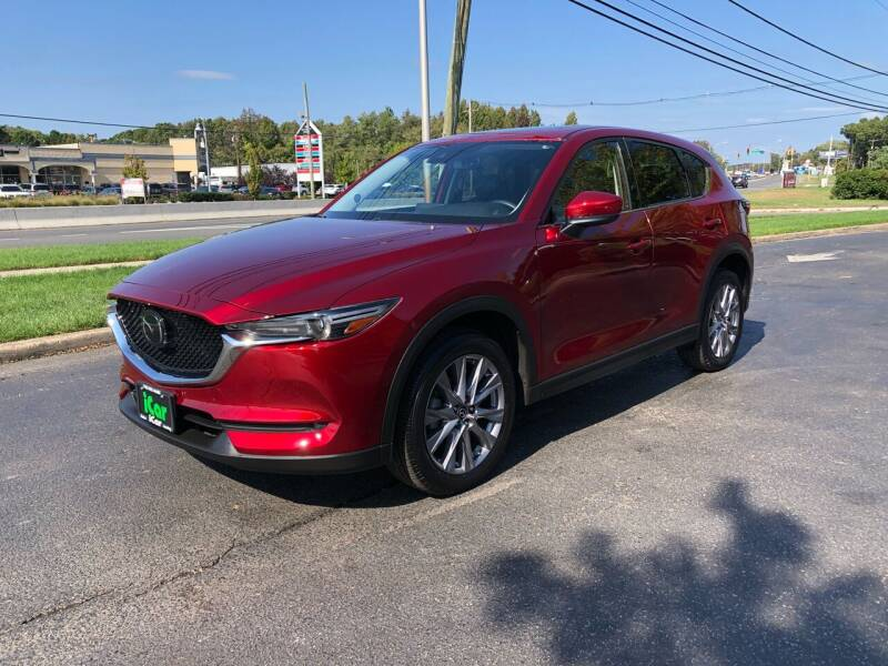2019 Mazda CX-5 for sale at iCar Auto Sales in Howell NJ