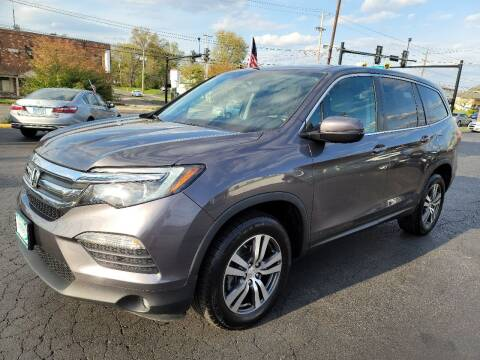 2017 Honda Pilot for sale at Shaddai Auto Sales in Whitehall OH